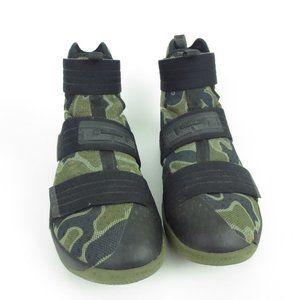 Nike Lebron Soldier 10 X SFG CAMO Shoes